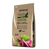 Корм Fitmin Cat Purity Dental 1,5кг